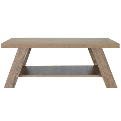 BANJI COFFEE TABLE 120x60X46Ycm DARK OAK