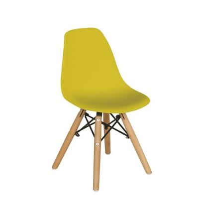ART Wood Kid Καρέκλα PP Κίτρινο