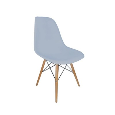 ART Wood Καρέκλα PP Γκρι