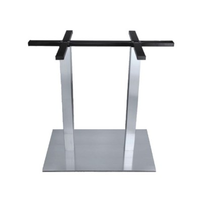 EPSILON Βάση 70x40/H72cm #201 Inox