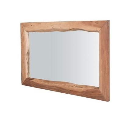NATAL Καθρέπτης 140x4x80cm Ακακία Φυσικό