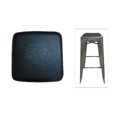 RELIX Κάθισμα Σκαμπώ Pvc Μαύρο (Μαγνητικό)