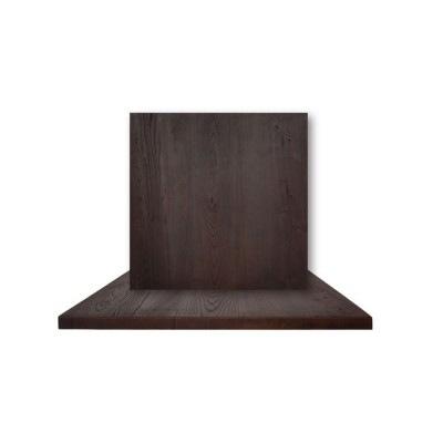 RESIN ΚΑΠΑΚΙ 56x56cm Καρυδί (Εξωτερικού Χώρου)