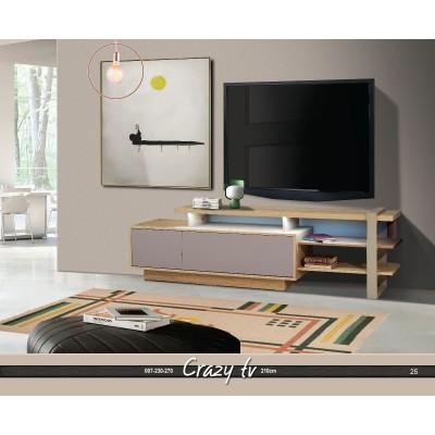 CRAZY ΕΠΙΠΛΟ TV 210x40xH40-47CM