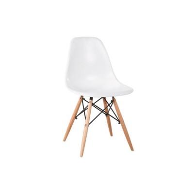 ART Wood Καρέκλα PP Λευκό