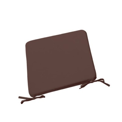 CHAIR Μαξιλάρι 42x42/3cm Καφέ