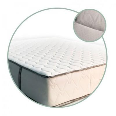 Στρώμα Achaia Strom Eco Pocket Wellness με Ανεξάρτητα ελατήρια 90/100/110/120/130/140/150/160/170