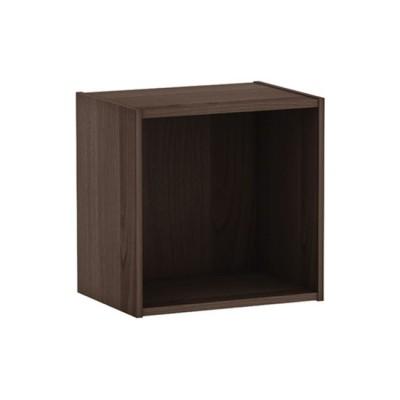 DECON MB CUBE Κουτί 40x29x40cm Καρυδί