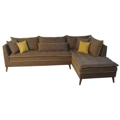 γωνιακός καναπές ελληνικής κατασκευής 270*180 krj ira