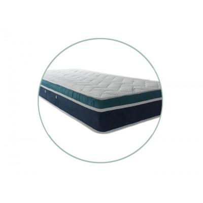 Στρώμα Achaia Strom Cashmere Soft Air Foam μονό 90x200x25cm