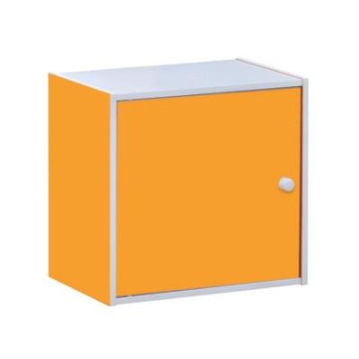 DECON MB CUBE Ντουλάπι 40x29x40cm Πορτοκαλί