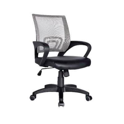BF2101 Πολυθρόνα Γκρι/Μαύρο