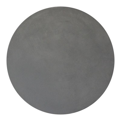CONCRETE ΚΑΠΑΚΙ Φ60/2,5cm Cement Grey