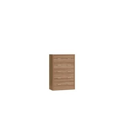 CALIBER Συρταριέρα 5-Συρτ.80x44x120 Sonoma Oak