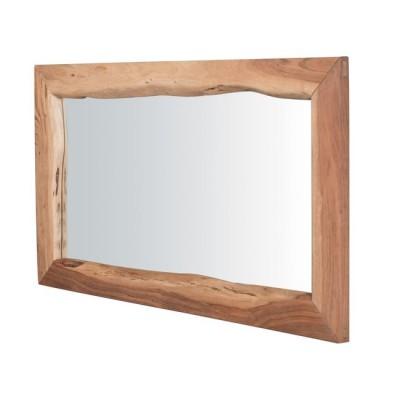NATAL Καθρέπτης 100x4x70cm Ακακία Φυσικό