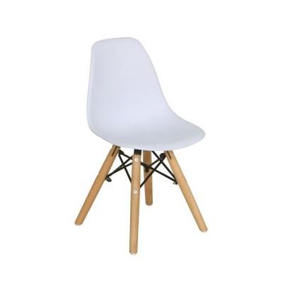 ART Wood Kid Καρέκλα PP Λευκό