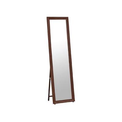 MIRROR Καθρέπτης Δαπέδου/Τοίχου 40x148 Ξύλινος, Καρυδί