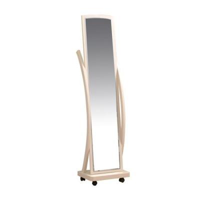 ROGER Καθρέπτης Δαπέδου 44x29x165cm απόχρ.Φυσικό