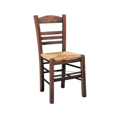 ΣΙΦΝΟΣ Καρέκλα Εμποτισμός Καρυδί