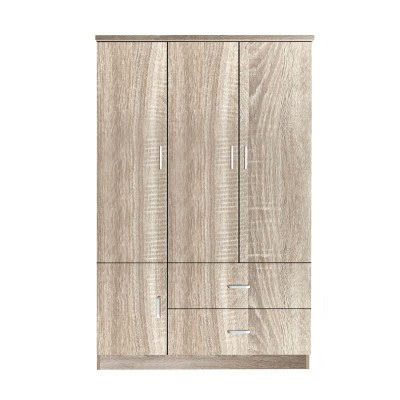 CLOSET Ντουλάπα 120x50x180cm Sonoma