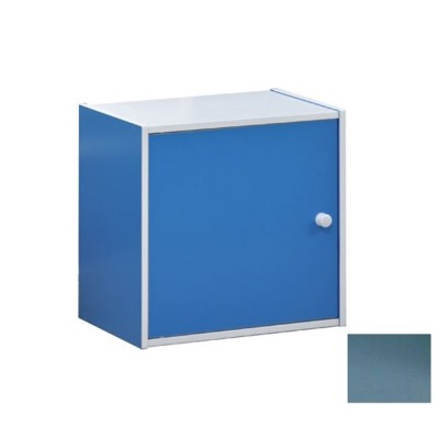 DECON MB CUBE Ντουλάπι 40x29x40cm Μπλε