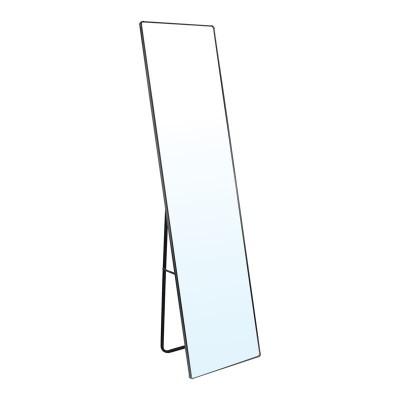 DAYTON Καθρέπτης Δαπέδου Alu 40x43x160cm