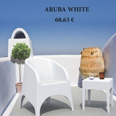 ARUBA WHITE ΠΟΛΥΘΡΟΝΑ ΠΟΛ/ΝΙΟΥ