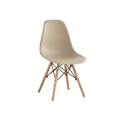 ART Wood Καρέκλα PP Tortora