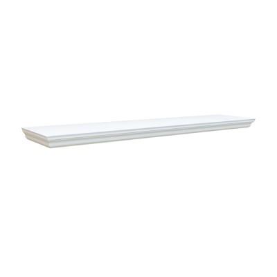 CLASSIC ΡΑΦΙ ΛΕΥΚΟ 90x19,5xH3,8cm