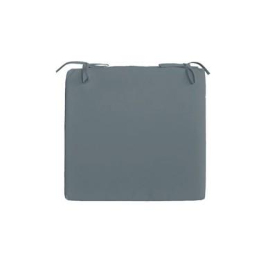 SEAT Μαξιλάρι 44,5x44,5/5cm Γκρι