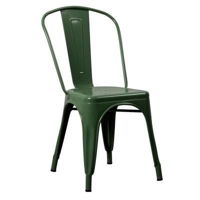 RELIX Καρέκλα, Μέταλλο Βαφή Πράσινο