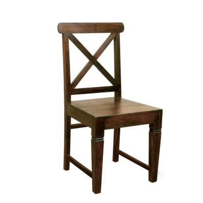 KIKA Καρέκλα Ξύλινη