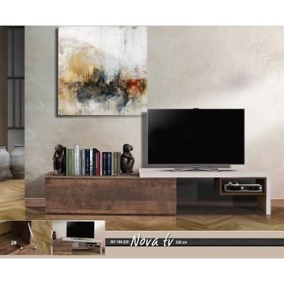 NOVA ΕΠΙΠΛΟ TV 220x40xH40-45CM